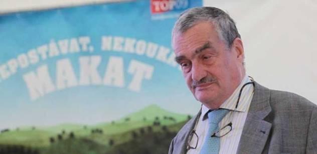 """Kníže označil Kalouska za """"zloducha"""": Chraňte ho, TOPkaři"""