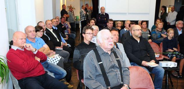 Neomarxistické myšlenky za honem na úspěšné, říká Knížák