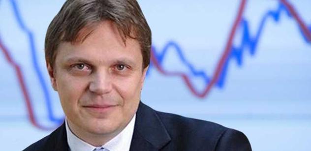 Známý ekonom trochu jinak o volbě prezidenta a řešení nepořádku v Česku