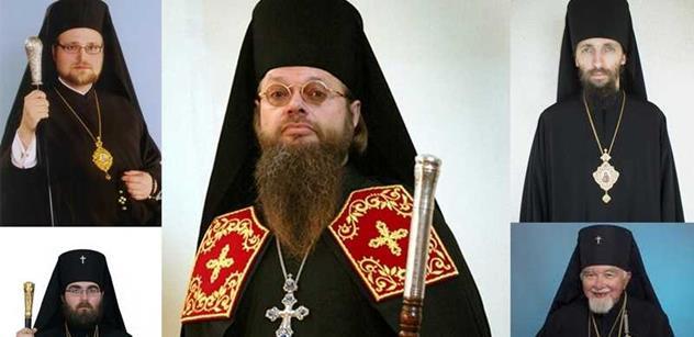 Další skandály pravoslavné církve. Teď došlo na pochybné vzdělání biskupů