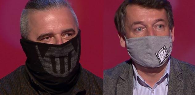 """Šimon Pánek varoval politiky: Kroťte se, jinak vám to spočítáme. A sólo měl slavný Čech: """"Jaká panika? U regálů s ha*zlpapírem se nikdo nemlátil!"""""""