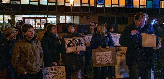 Komenda (Piráti): Můj projev na demonstraci