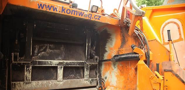 Ostravská odpadová společnost sveze jednou bioodpad zdarma
