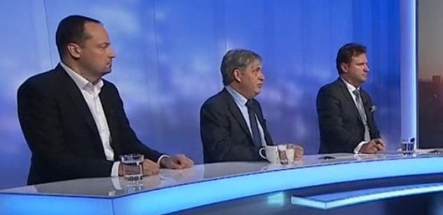 """Šok: Co ČT """"jela"""" o Kosovu a Zemanovi, rozezlilo Michaela Žantovského"""