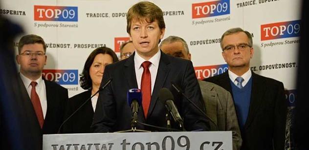 Koubek (TOP 09): Adriana Krnáčová odevzdává budoucnost Kongresového centra do rukou Andreje Babiše