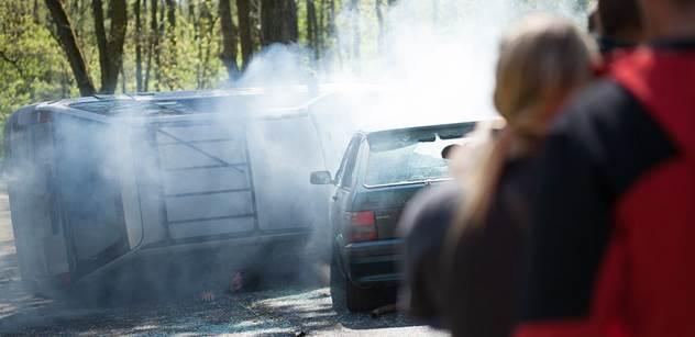 Neveselá bilance letošních dopravních nehod – zemřelo při nich 186 lidí, téměř o šestinu více než loni
