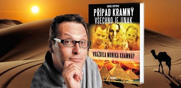 Petr Kramný není vrah. Novinář Ondřej Höppner přináší ve své knize nové, šokující důkazy. Znamenají zvrat v případu a dostanou Kramného na svobodu
