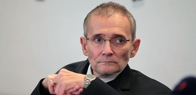 Václav Krása: Konec právního státu