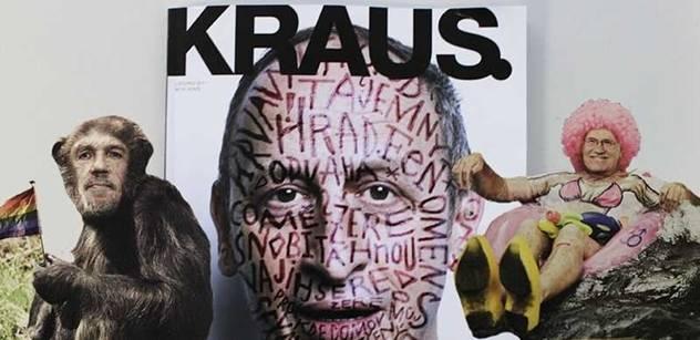 Jan Kraus pochválil Kalouska. Pane prezidente, Vy raději nečtěte