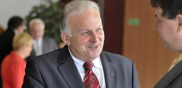 Věřím, že členové ČSSD v referendu rozhodnou pro vládu, říká kandidát na ministra práce Krčál