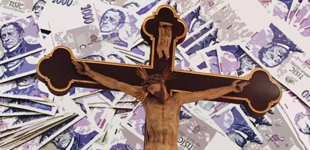 ÚZSVM vydal Římskokatolické farnosti rotundu sv. Longina vPraze