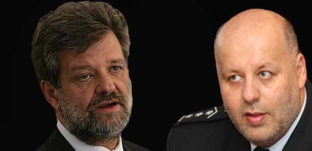 Kubice podle Lessyho nepřispívá ke stabilizaci policie
