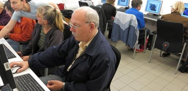 Petr Lachnit: Digitální gramotnost seniorů se rodí v Komunitním centru Prádelna