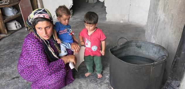 Pomoc v Sýrii je pro organizaci Člověk v tísni zatím největší akcí