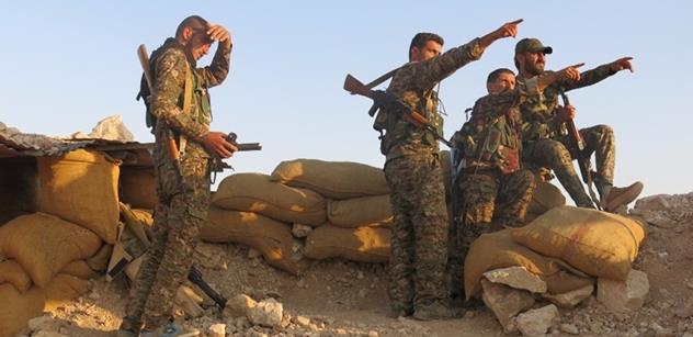 Jsou to islamisté, stříleli do civilistů. Známá novinářka sdělila fakta o protivnících Bašára Asada, vše je prý trochu jinak