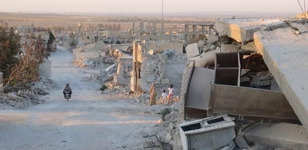 Upřímné vystoupení reportéra Českého rozhlasu o Sýrii a islámu. Kdo čeká to, co se běžně říká, zažije šok