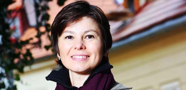 Známá hudebnice, Gazdíkova kandidátka: Bude nám ještě dlouho trvat, než překonáme následky totality