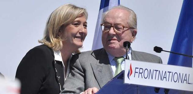 Nejmladší z rodu Le Penů se pěkně rozjela. Neziskovkáři a lidskoprávní aktivisté jen koukali
