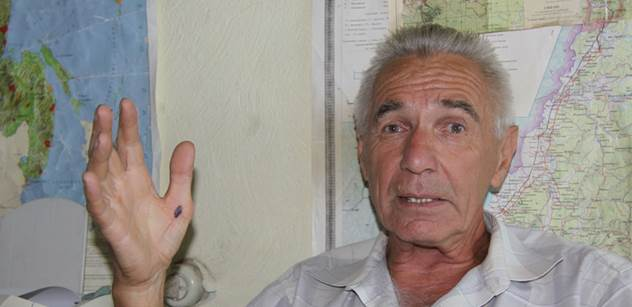 Zelený novinář: Kriminálníků je kolem Putina armáda, ale když padne jeho systém...