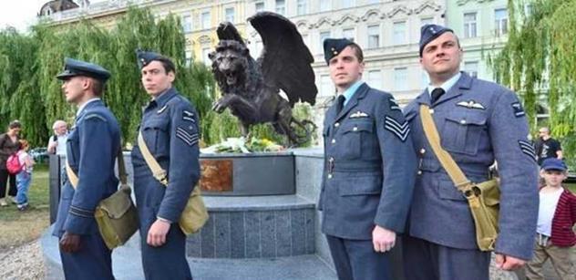 Petice pro zachování památníku československých pilotů RAF