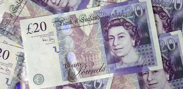 Dominik Rusinko: Politický rozkol v Británii tvrdě zasáhl libru