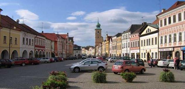 Brýdl (Generace 89): Zprovoznění kašny na náměstí bude velkou výzvou a důležitou investicí v centru města