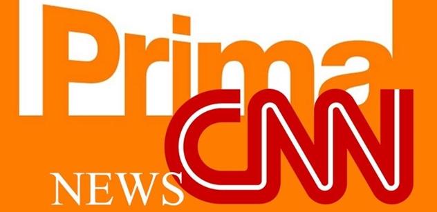 """Nablito jak na WC, směje se autorka Primy kavárně. Ta zuří kvůli """"Prima24"""": To se musí překazit! Budeme psát do Ameriky"""