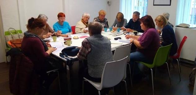 Praha 5: Nové aktivity v Komunitním centru Louka