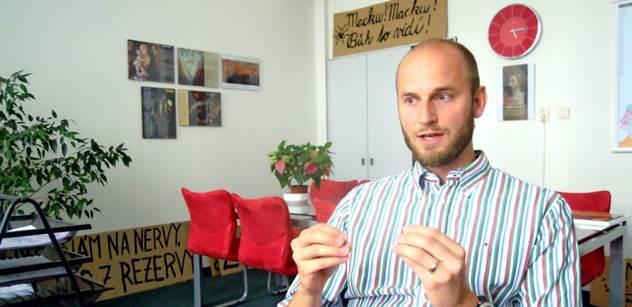 Jihomoravský zastupitel Macek opustil lidovce kvůli rozdílným názorům na migranty