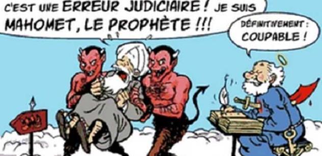 Čeští muslimové odsoudili masakr v Paříži. A takto reagují odpůrci islámu