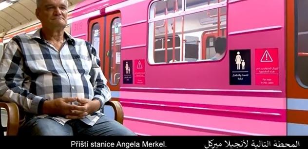 Arabové a Merkelová v Praze, Kalousek a šibenice. Jaromír Soukup vstoupil do voleb s náloží toho nejhoršího