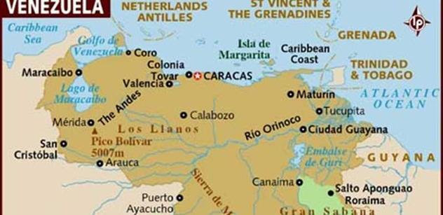 Tereza Spencerová: Zářez do politiky USA. Hlavně ve Venezuele, ale i v Sýrii. Humorné příběhy z Ukrajiny