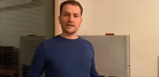 """VIDEO """"Mladý zas*an!"""" Výbuch slovenského premiéra kvůli viru. Starší lidé v ohrožení"""