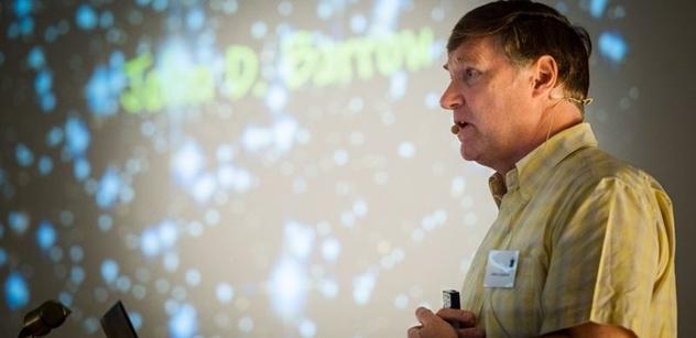 John D. Barrow: Sto důležitých věcí o umění a matematice, které nevíte (a ani nevíte, že je nevíte)
