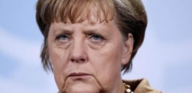 Výsledek obrázku pro Merkelová