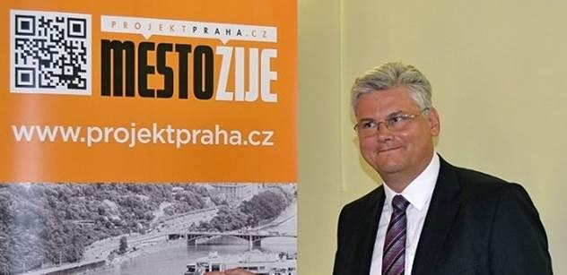 Ludvík (ČSSD): Praha potřebuje zvýšit kapacity mateřských i základních škol