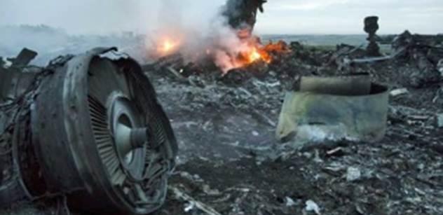 Provokace, uvedl analytik Štefec k závěru, že letadlo nad Donbasem sestřelili Rusové. A přinesl nové informace