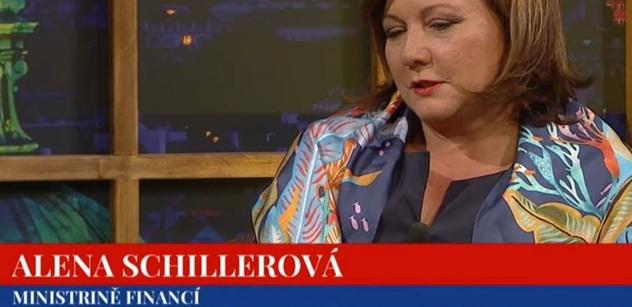 Ministryně Schillerová: Usnadnit živnostníkům jejich podnikání
