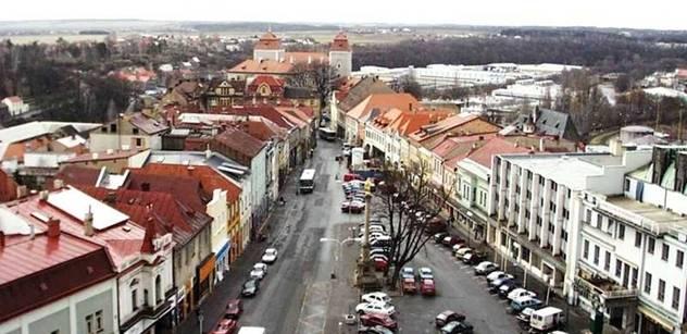 Mladá Boleslav: Primátor Nwelati přijal na radnici úspěšného fotbalistu