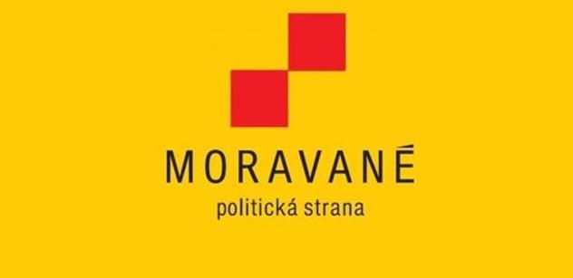 Strana Moravané zveřejnila kandidátku pro říjnové volby do krajského zastupitelstva