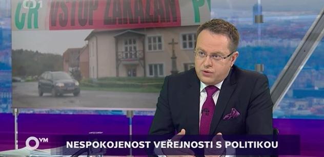 """""""Zahlazování stop!"""" 2014: Moravec a Babiš o Vrběticích. Záznam překvapí"""