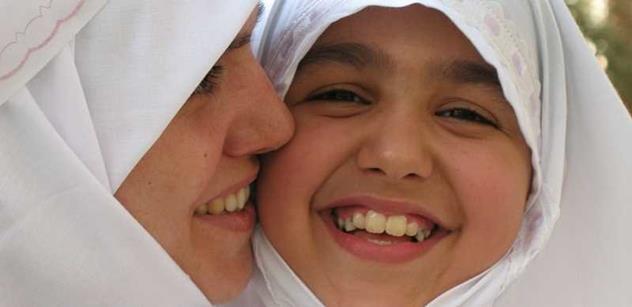 Velká muslimská rodina v Británii: Neuznáváme antikoncepci, množíme se a žijeme z dávek