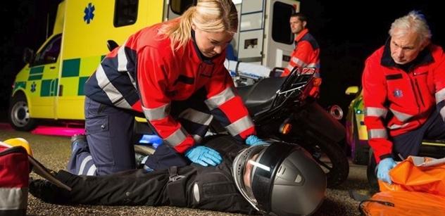 FAEI.cz: Dvě třetiny nehod motocyklů zaviní sami motorkáři