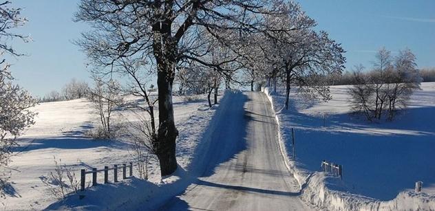 Tým silniční bezpečnosti: Jak obout kamiony a autobusy do zimní nepohody
