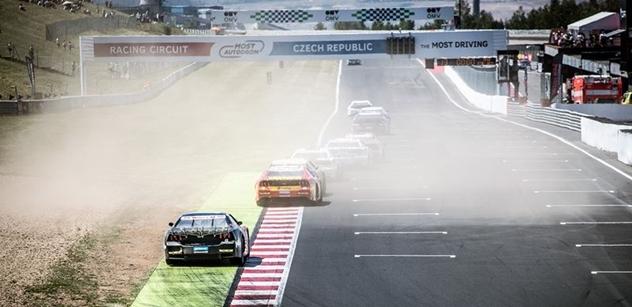 Autodrom Most: OMV MaxxMotion NASCAR Show se pojede v polovině listopadu