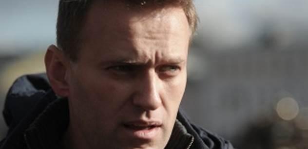 Nové zprávy k otravě Navalného. Je zde verze německá a ruská