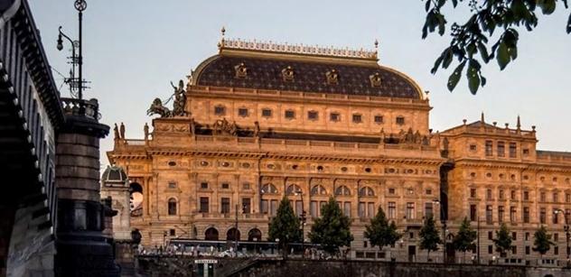 Národní divadlo oslaví republiku Libuší a videomappingem