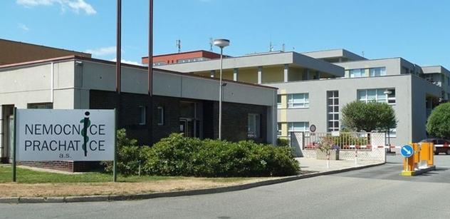 Nemocnice Prachatice: Lékárna bude mít otevřeno i o státních svátcích