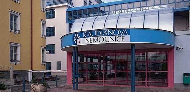 Klaudiánova nemocnice otevřela novou lékárnu