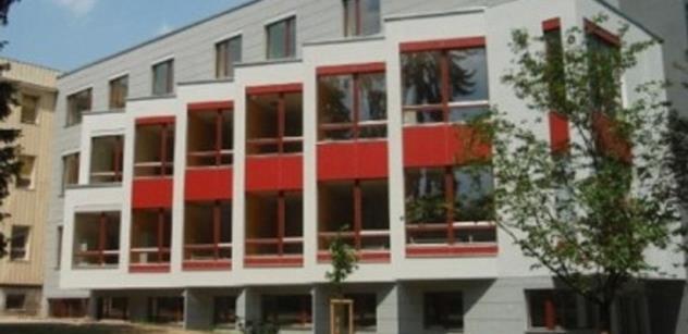 Nemocnice Strakonice: Rekreační chata žila Dětskou zimní olympiádou